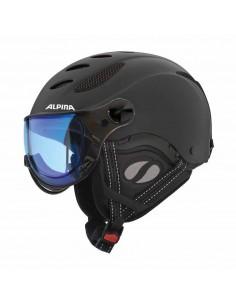 Alpina Jump JV VHM Black Matt
