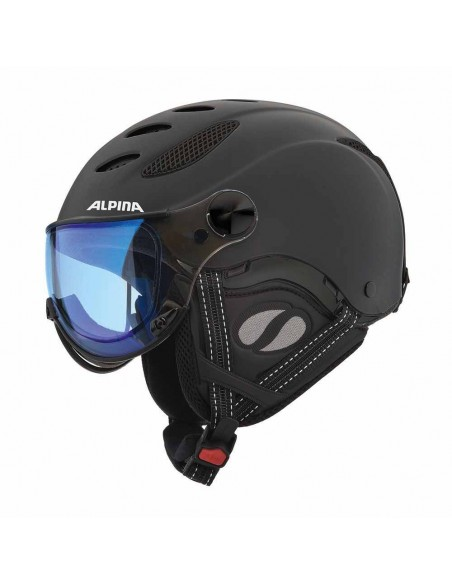 Alpina Jump JV VHM Black Matt