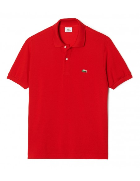Polo Lacoste 1212 Rouge