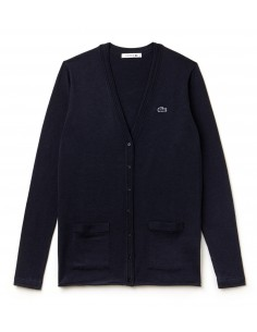 Cardigan Lacoste Cotton women