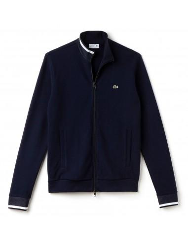 Sweatshirt Lacoste Men Marine/Marine-Blanc