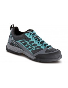 Scarpa Epic Lite OD Dark Gray-Acqua