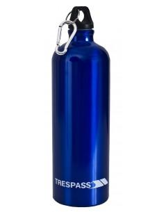 Waterbottle Alluminium Trespass Blue