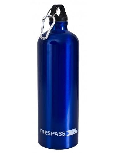 Waterbottle alluminium Trespass Blu