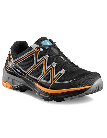 Scarpa Enduro Black-Orange