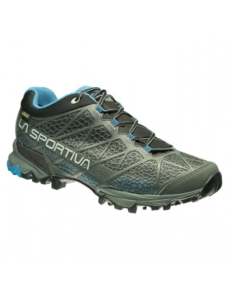 La Sportiva Primer Low GTX Carbon/Blue
