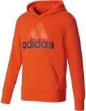 Felpa Adidas con cappuccio Sport Essential