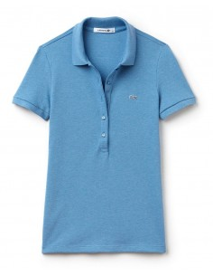 Polo Lacoste Donna Horizon Chine