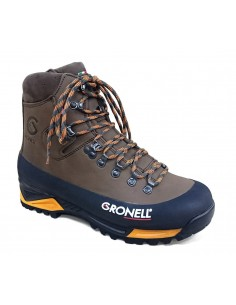 Scarpa Gronell Tibet Marron/Orange