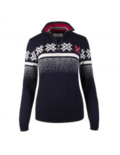 Maglione Donna Dale of Norway Olympic Passion