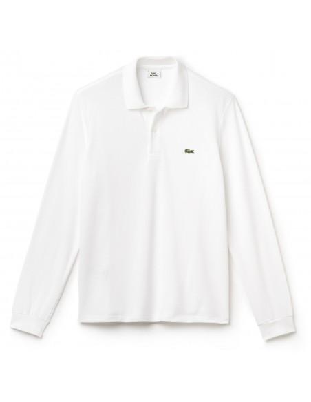 Polo Lacoste 1312 Blanc