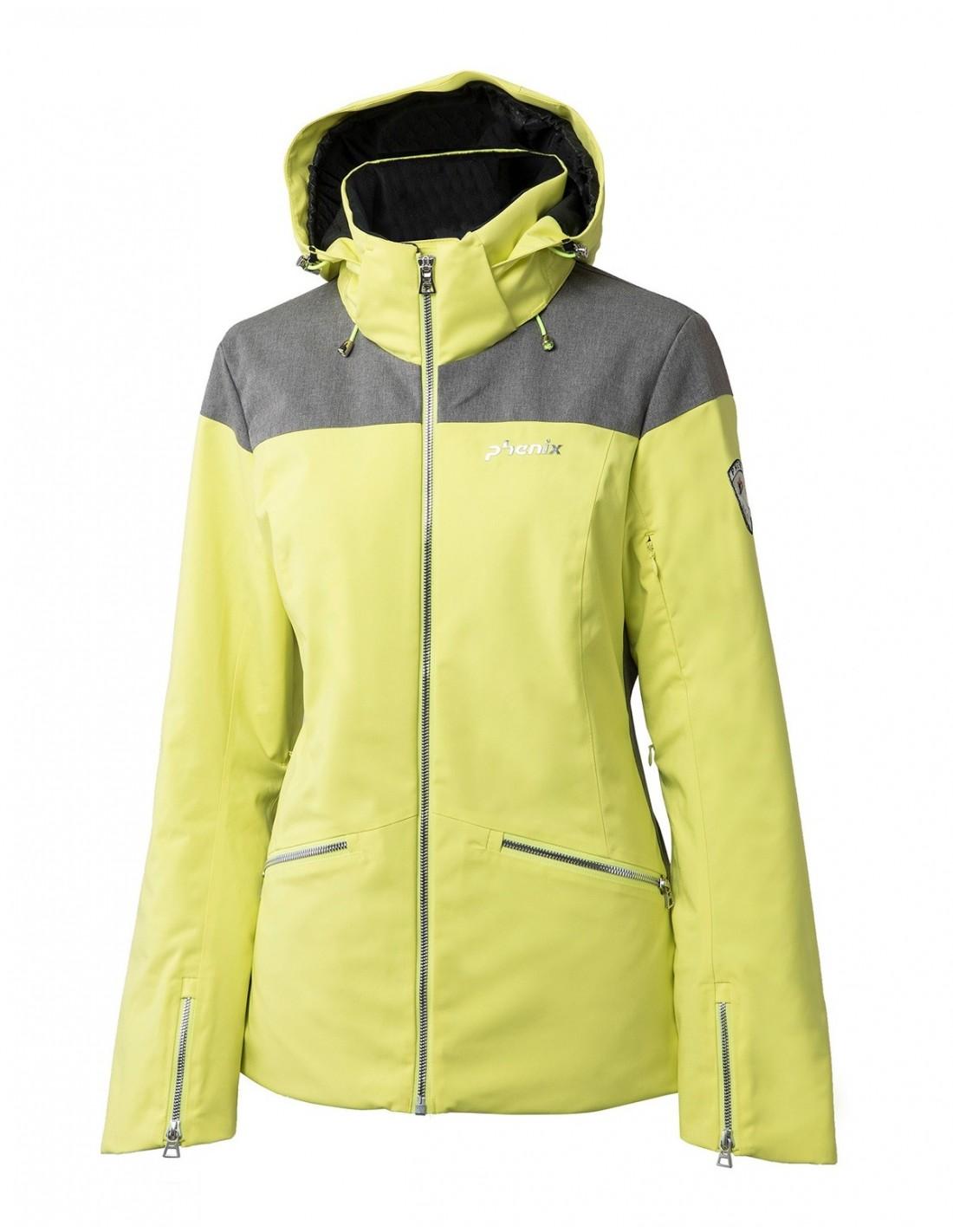 più economico 92d11 71bda Giacca sci Phenix Virgin Snow donna