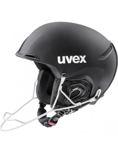 Uvex JAKK + SL Black