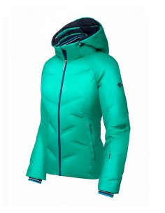 Jacket Descente Sci Women Electro Green