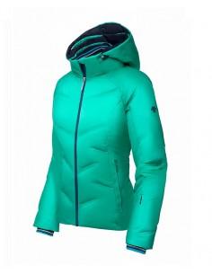 Jacket Descente Sci Women Electro Green