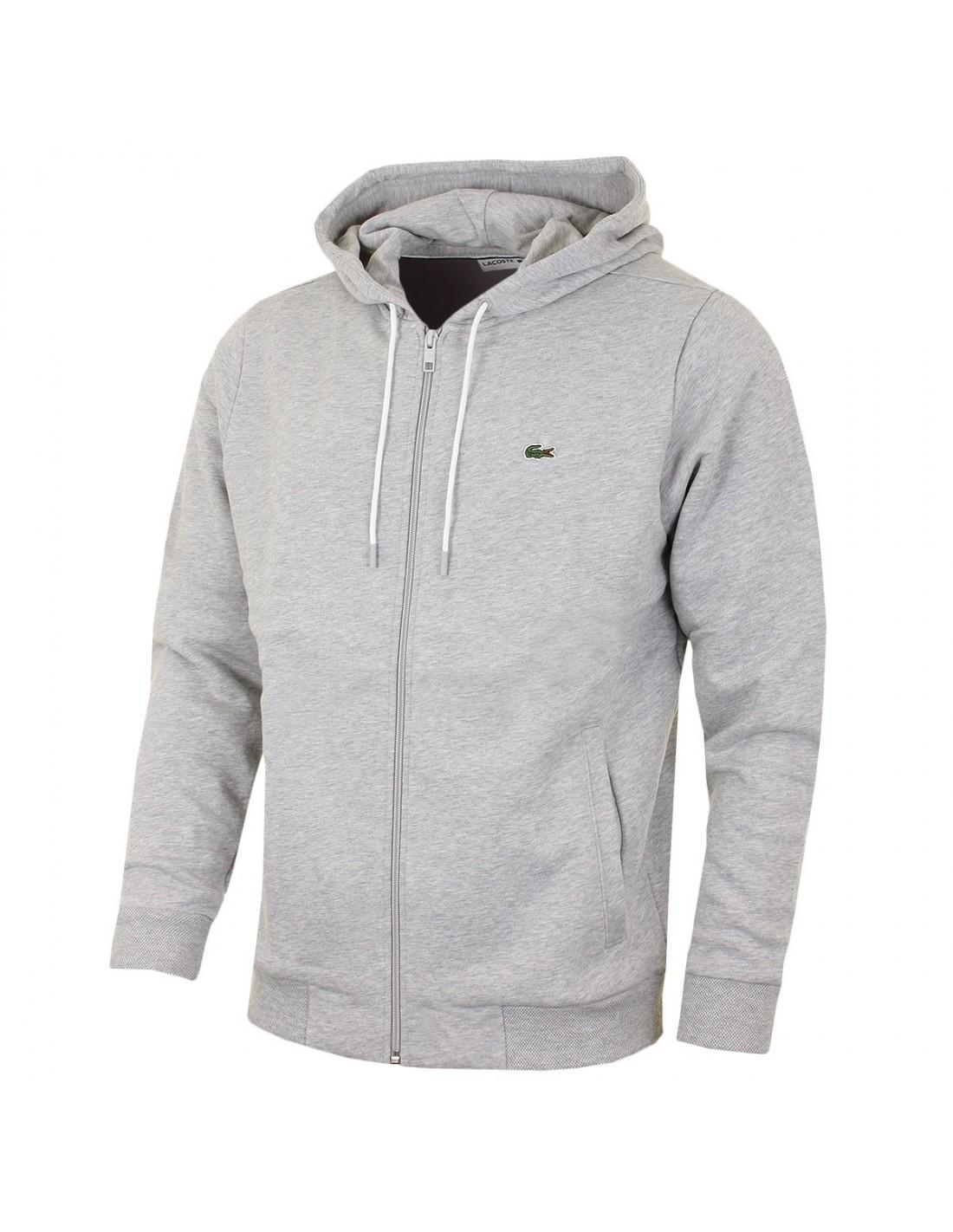2e999a4e53 Sweatshirt Lacoste Men Argent Chine