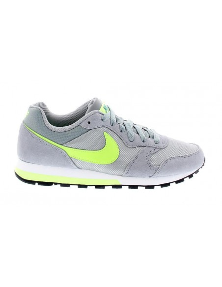 Nike MD Runner 2 Stealth/Ghost Green