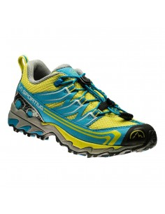 La Sportiva Falkon Low Jr Sulphur/Blue