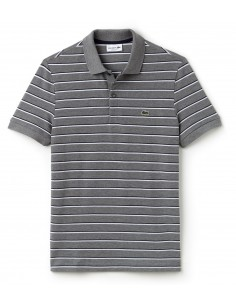 Polo Lacoste Men Galaxite Chine/Blanc-Marine