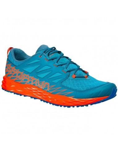La Sportiva Lycan Tropic Blue/Tangerine