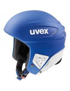 Uvex Race + Cobalt-White Mat