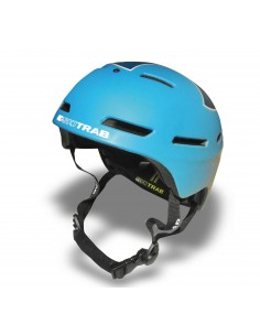 Casco Ski Trab Gara Blue
