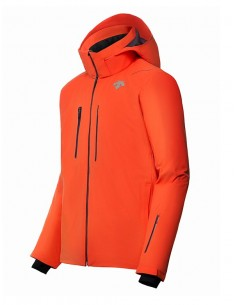 Ski Jacket Descente Men Orange
