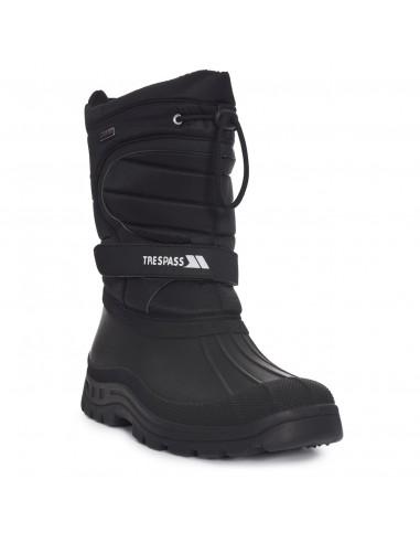 Trespass Men Dodo Black Snow Boot