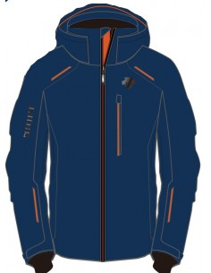 Ski Jacket Descente Men Challenger