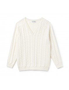 Pullover Donna Lacoste Lana