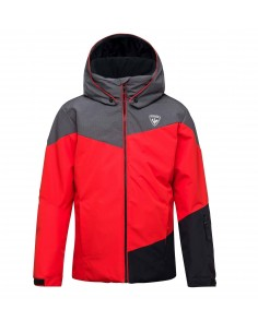 Rossignol Boy Heather Ski Jacket