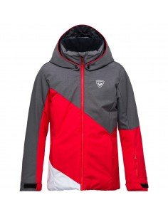 Giacca Sci Rossignol Girl Heather