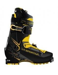 La Sportiva Solar Black/Yellow