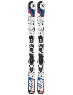 Rossignol Star Wars + Kid-X 4 B76