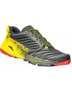 La Sportiva Akasha Black/Yellow