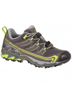 La Sportiva Falkon Low 27-35 Carbon/Apple Green