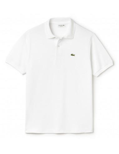 nouveau style fded2 311e3 Polo Lacoste 1212 Blanc