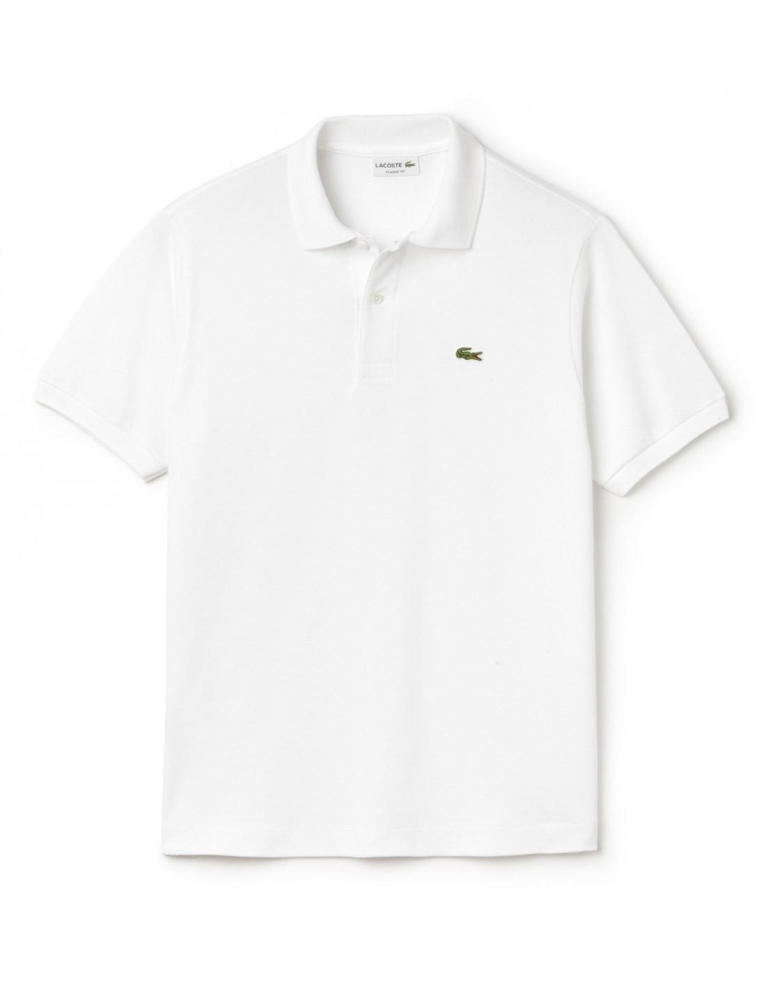 75d682d5b7 Polo Lacoste 1212 Blanc