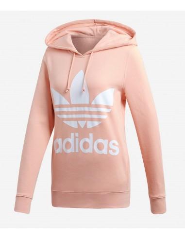 Felpa Adidas con cappuccio Hoodie Trefoil