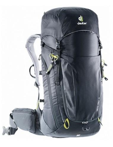 Zaino Deuter Trail Pro 36 Black-Graphite