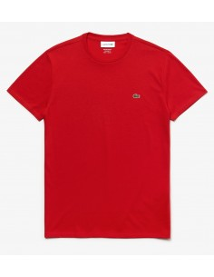T-Shirt Lacoste Men Rouge