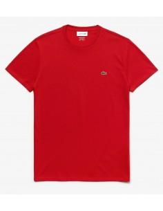 T-Shirt Lacoste Uomo Rouge