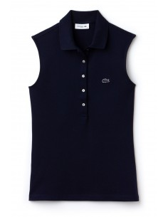 Polo Lacoste Women Marine