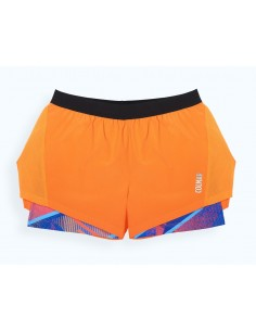 Women's short with inner shorts Colmar Colmar