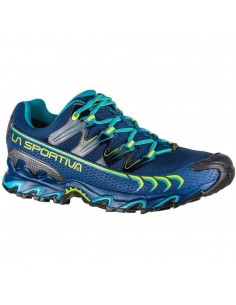 La Sportiva Ultra Raptor GTX Indigo/Apple Green