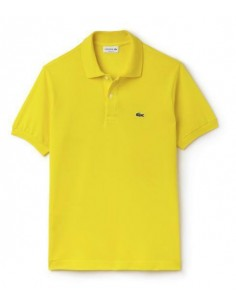 Polo Lacoste 1212 Spi Yellow