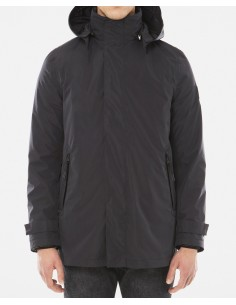 Brekka Triple Way Parka Black