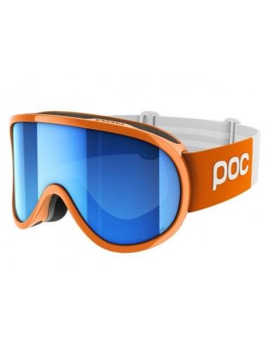 POC Retina Clarity Comp Zink Orange/Spektris Blue