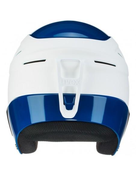 Uvex Race + White-Blue