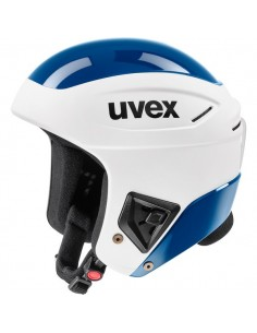 Uvex Race + White-Blue
